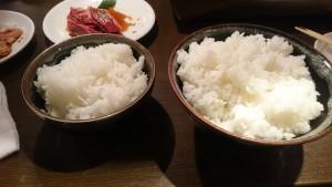 春日井ホルモンで焼肉食べてきました!1