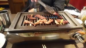 春日井ホルモンで焼肉食べてきました!3
