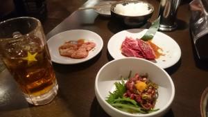 春日井ホルモンで焼肉食べてきました!2