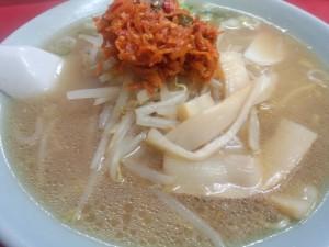 ピリ辛味噌ラーメン-味の龍王多治見店1
