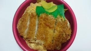 安くてお腹いっぱいになるロースかつ丼-ほっともっと土岐口店2