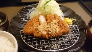 ロースカツ定食(120g)-こだわりとんかつかつ円1