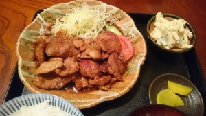 焼肉定食-のぶ味2