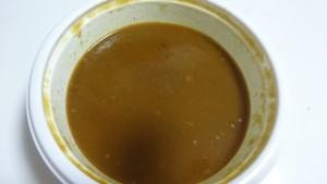 クリームコロッケカレー(500g)+半熟タマゴ-カレーハウスCoCo壱番屋土岐インター店2