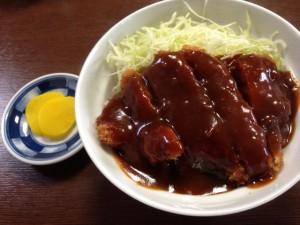 かつ丼と中華そば-旭家食堂3