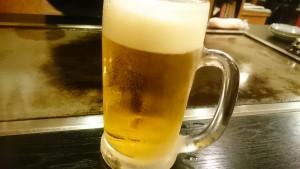 ビール旨みセット(生大)-お好み焼き・焼きそば・鉄板焼きぼてこ瑞浪店1