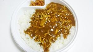 チキン煮込みカレー(500g)-カレーハウスCoCo壱番屋土岐インター店4