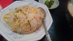 大サービスランチ(チャーハン・台湾豚骨ラーメン)-味A土岐店1
