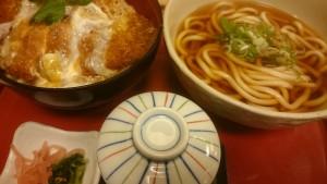 かつ丼と麺-サガミ土岐店3