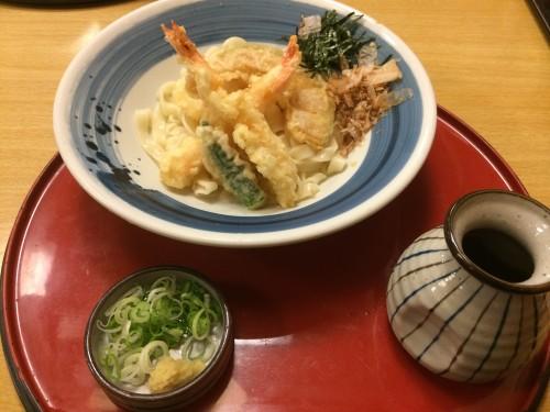 天おろしきしめん〜和食麺処 サガミ〜