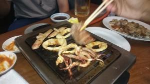 イカ焼-焼肉食道園2