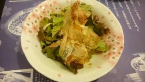 【ディナーセット】鶏もも肉とほうれん草のピリ辛バジリコスープ仕立て-ニーニャニーニョ桜小町可児店1
