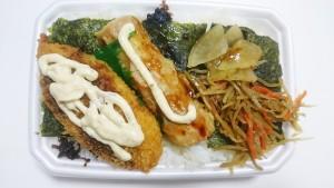 のりタルタル弁当ご飯大盛り-ほっともっと土岐口店3