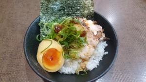 あっさりしょうまろベトコン+チャー玉ご飯定食-ラーメンハウスくねくね瑞浪店3