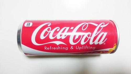 沖縄限定!コカコーラ沖縄デザイン缶1