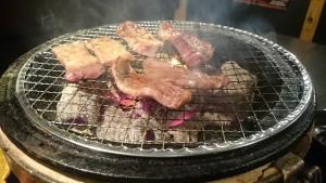 極撰炎屋もり4-炭火七輪焼肉炎屋