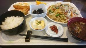 日替わりランチ-キッチン味彩1
