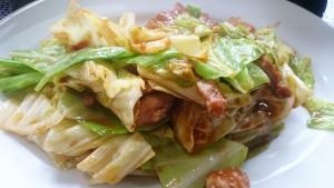 豚味噌炒め+定食-お食事処多久好2