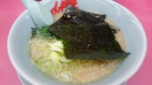 塩ラーメン-ラーメン山岡家大垣店