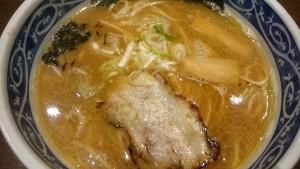 醤油ラーメン並盛-麺屋もり田