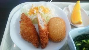 日替わりランチ(ご飯大盛り)3-キッチン味彩