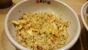 チャーハン定食3-天下一品名古屋錦店