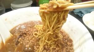 カレーラーメン3-漢方ラーメン渡辺