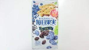 たっぷりドライフルーツの毎日果実【プルーン&ブルーベリー】5