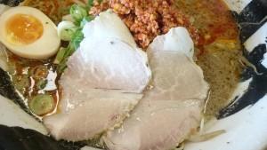 特製担担麺2-坦々麺胡麻らーめん紅胡麻羽島店