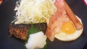 幕の内朝食2-ジョイフル土岐肥田店