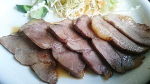 焼豚+セット2-お食事処多久好