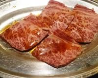 牛ロース-焼肉牛亭