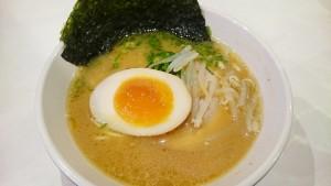 北海道白味噌ラーメン1-はま寿司土岐店