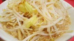 肉なしラーメン3-麺屋あっ晴れどまん中錦店