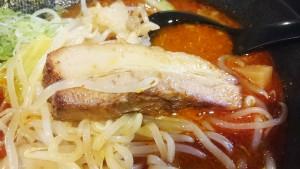 ガッツリ次郎系ラーメン3-つけ麺・ラーメンカガミハラ55