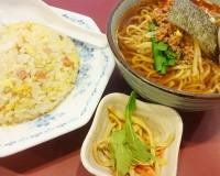 【Cランチ】炒飯ランチ1-金龍鳥居松店