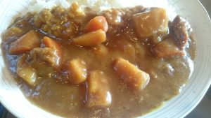 カレーライス中辛2-ごんきつねの湯