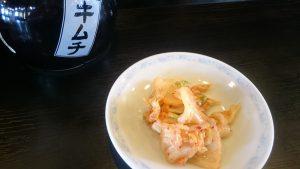 キムチ3-麺屋壱力小牧店