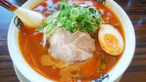 四川味噌ラーメン1-藤一番小牧インター店