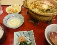 四川風みそ煮込定食1-サガミ土岐店
