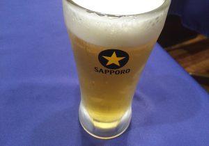 生ビール-西洋料理オランジュ