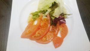 完熟トマトサラダ-ゆず庵春日井店