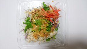 蒸し鶏と野菜たっぷりパスタサラダ5-ファミリーマート
