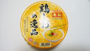【ニュータッチ凄麺】鶏しおの逸品1
