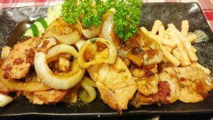 黒豚焼き肉定食2-クッキングハウスA
