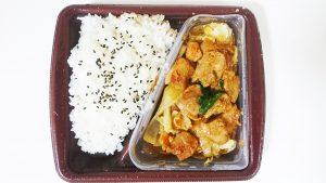 鶏ちゃん焼き弁当2-セブンイレブン