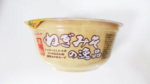【ニュータッチ】凄麺ねぎみその逸品2