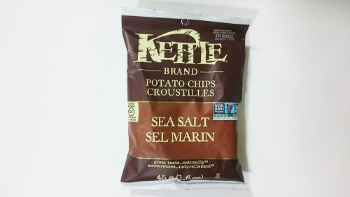 POTATO CHIPS CROUSTILLES SEA SALT SEL MARIN 1