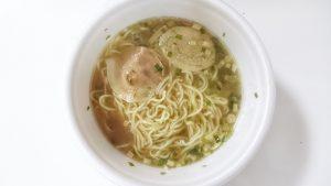 【ニュータッチ】凄麺青森煮干中華そば4