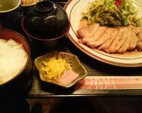 豚の生姜焼き定食1-ヴァウヴァックスヴォーグ